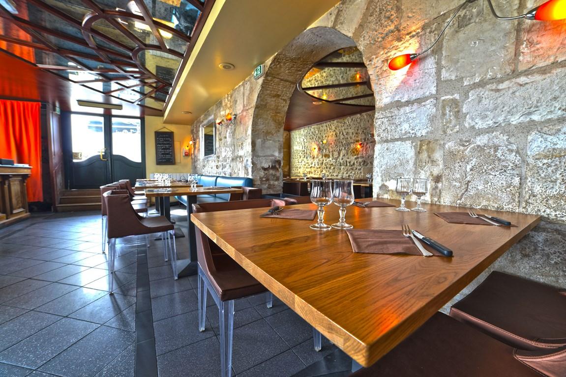 Le Quai ‹ Restaurant sur les quais dAuxerre