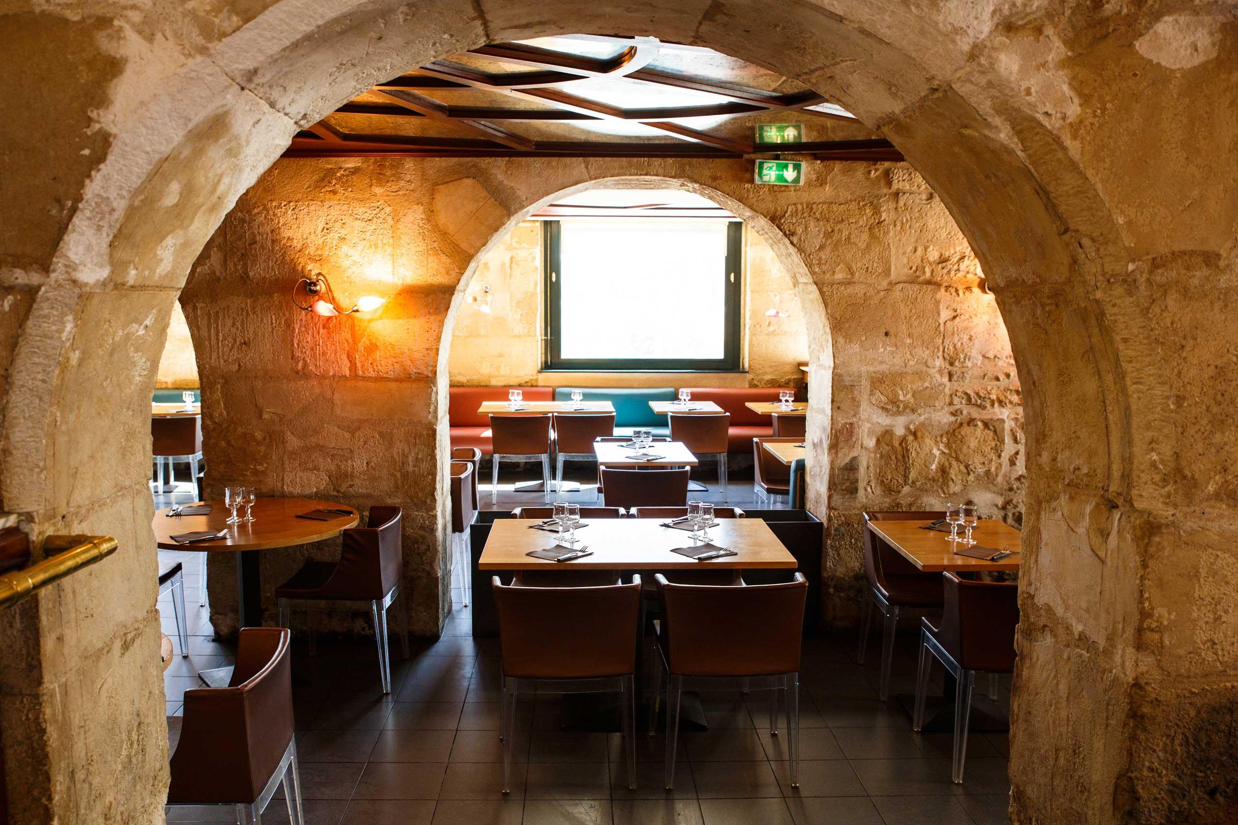 Restaurant Le Quai à Auxerre