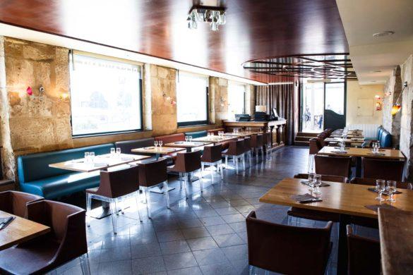 La salle du Quai - restaurant à Auxerre
