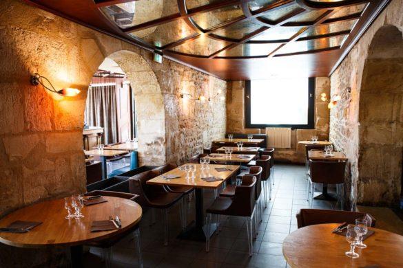 Le Quai Restaurant - La salle